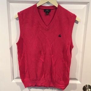 NWOT Pink vest